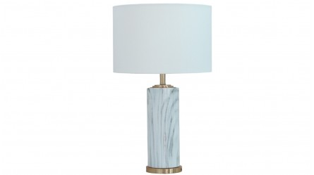 Table lamps floor lamps bedside lamps reading lamps milly marble table lamp aloadofball Gallery
