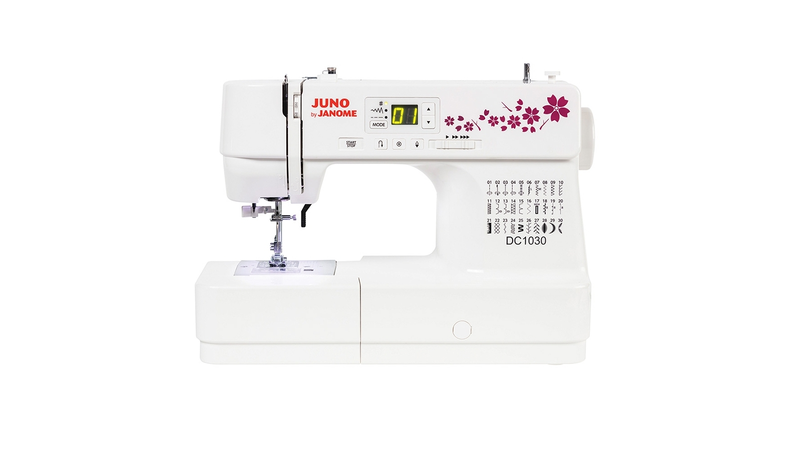 Janome model MC 6700 | 902x1604