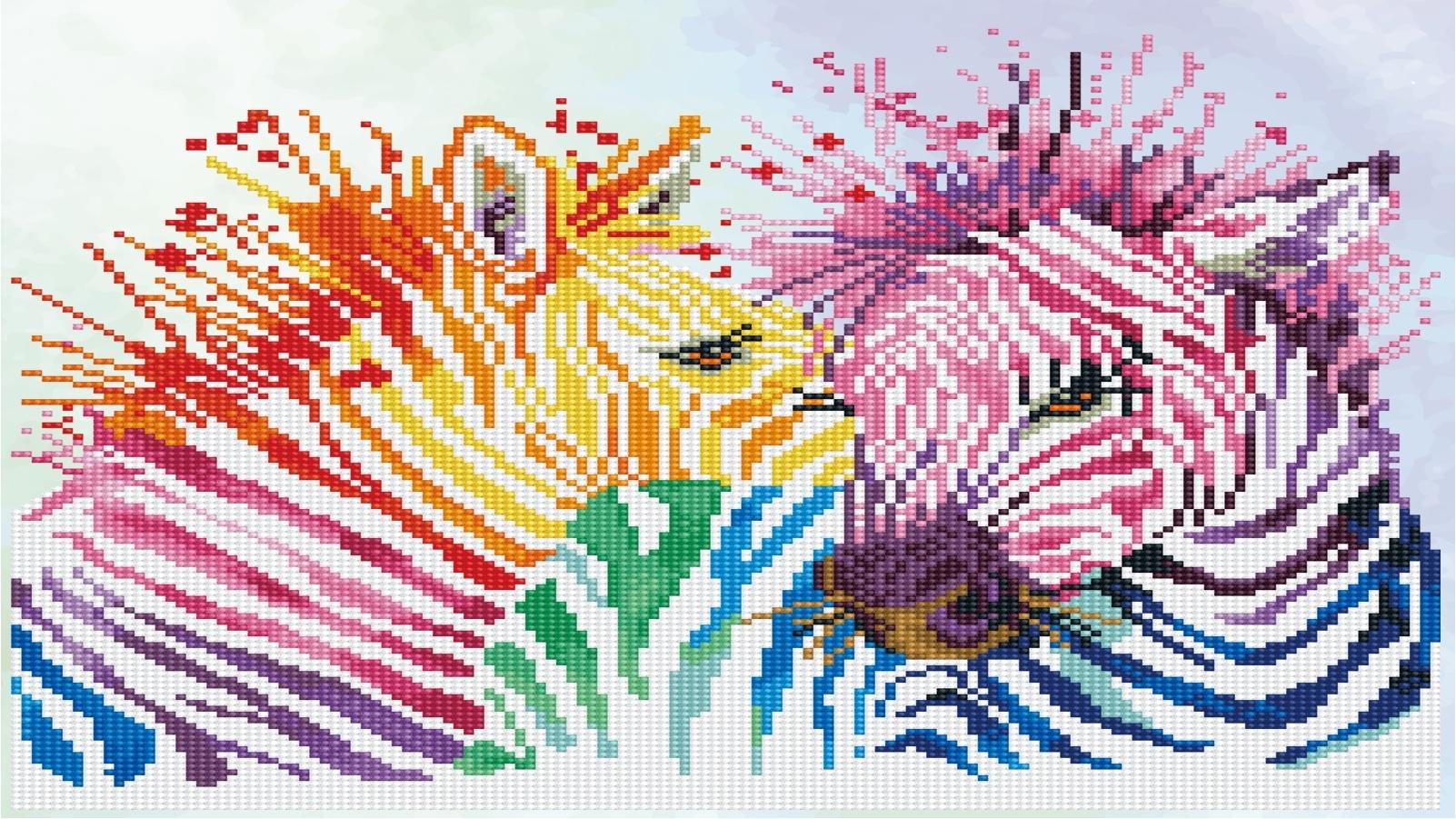 Diamond Dotz Quick Multicolor Easy Artwork