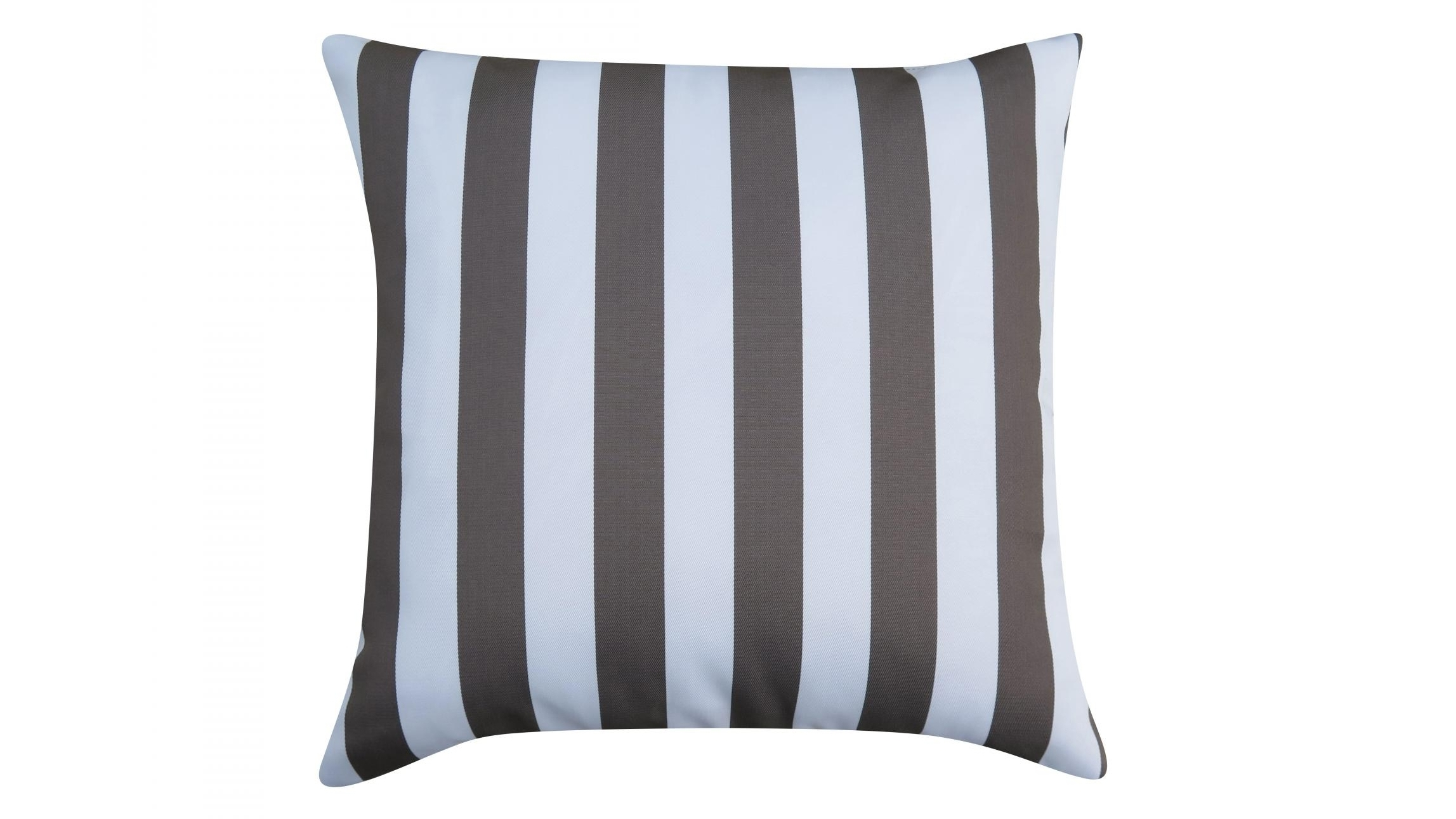 Image of Hali Outdoor Scatter Striped Driftwood Cushion