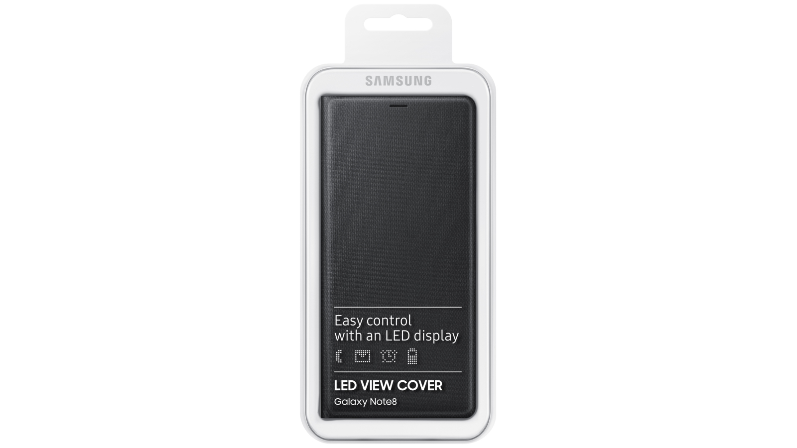 new arrival f46cb 1a135 Samsung Galaxy Note 8 LED Cover