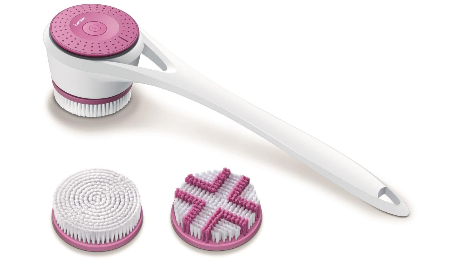 Buy Beurer Revitalising Body Brush Harvey Norman Au