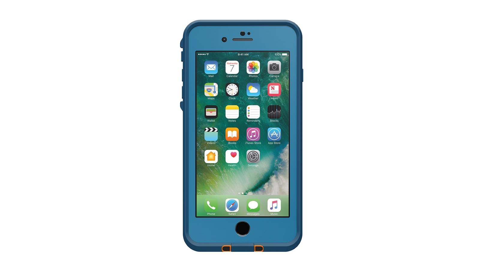 check out 730d0 573d7 Lifeproof Fre iPhone 7 Plus Case - Base Camp Blue