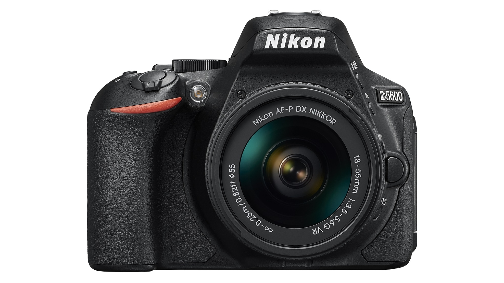 Nikon D5600 DSLR Camera with 18-55mm Lens Kit
