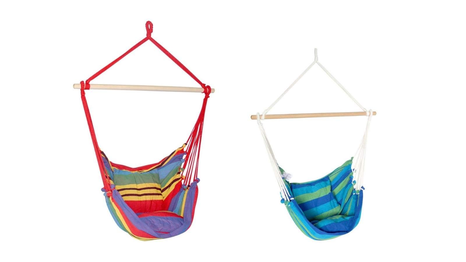 Picture of: Buy Gardeon Hanging Hammock Chair Harvey Norman Au