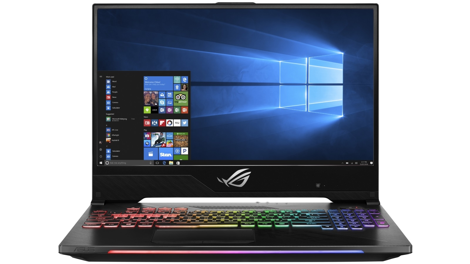 77d96bac88ab Asus ROG Strix Scar GL504GS-ES107T 15.6-inch Gaming Laptop