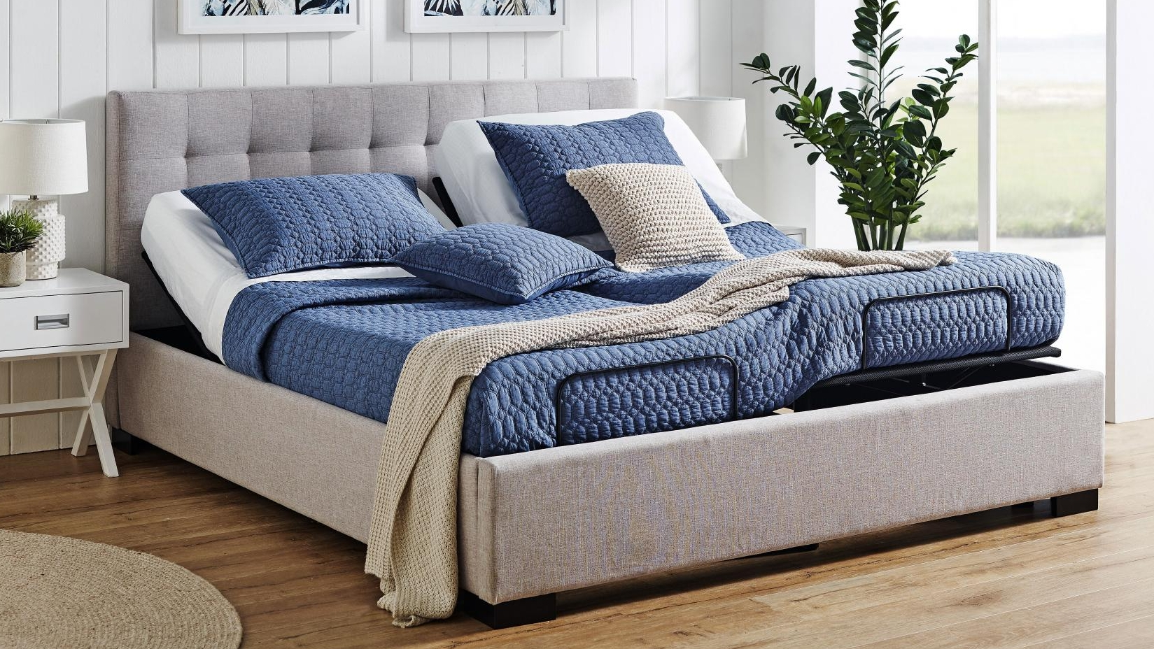 Buy Relax Adjustable Bed Frame | Harvey Norman AU