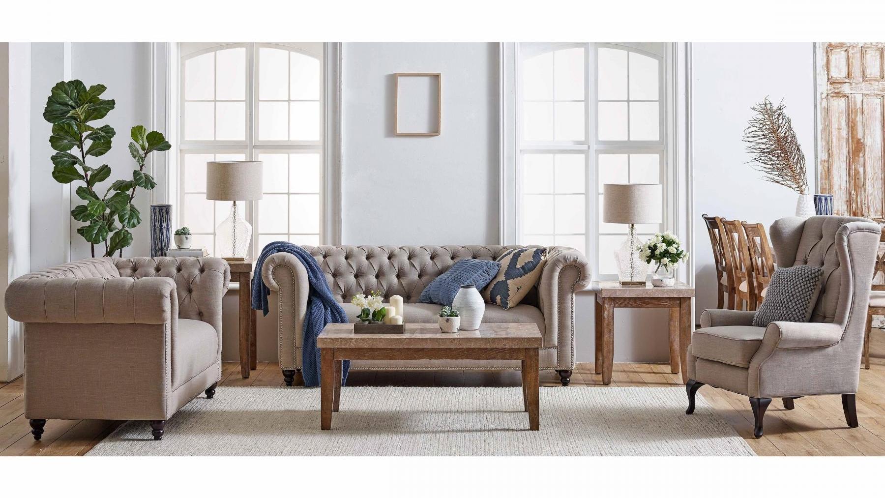 Picture of: Buy Royale 3 Piece Fabric Lounge Suite Harvey Norman Au