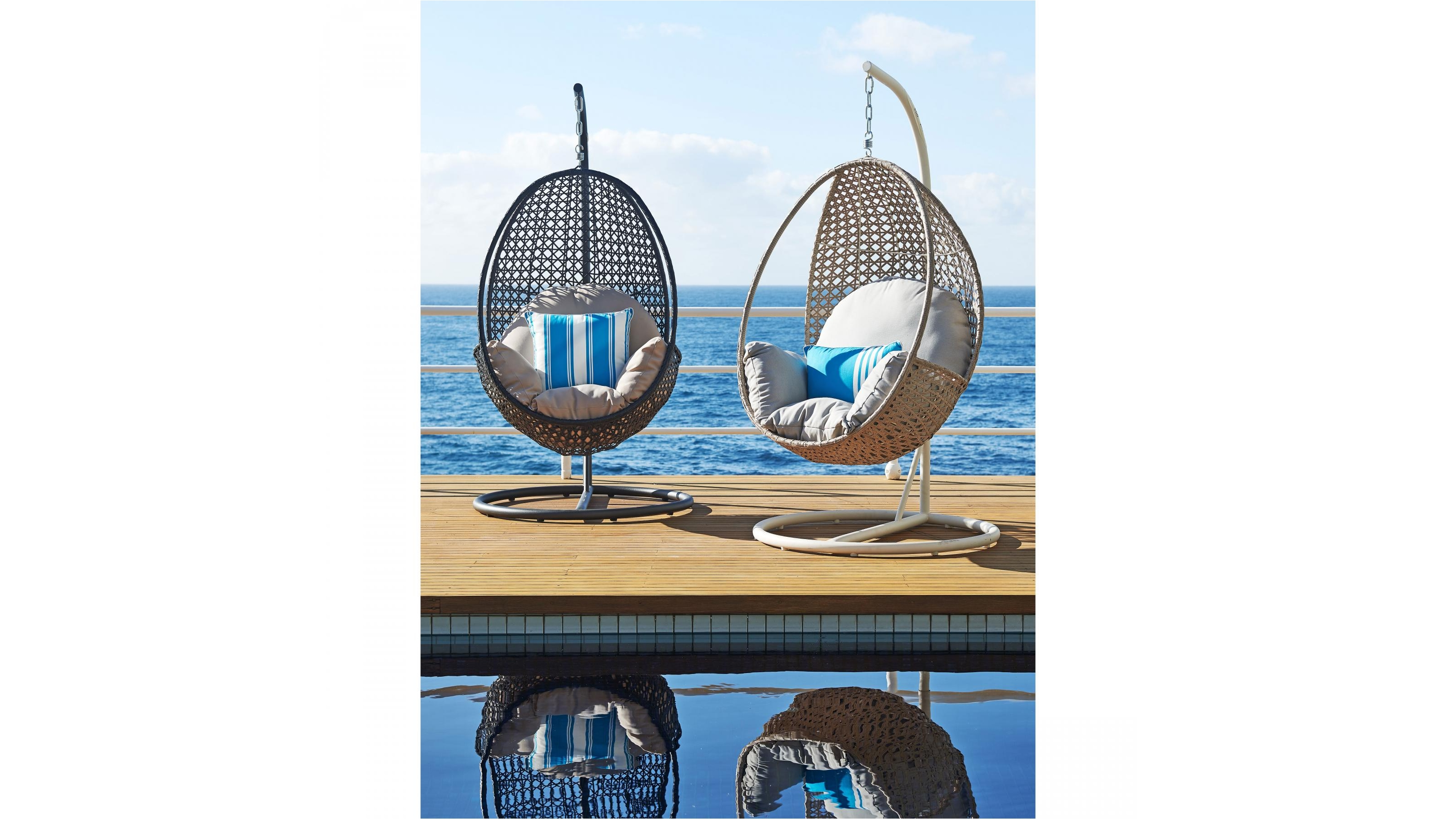 Buy Ego Outdoor Hanging Egg Chair Harvey Norman Au