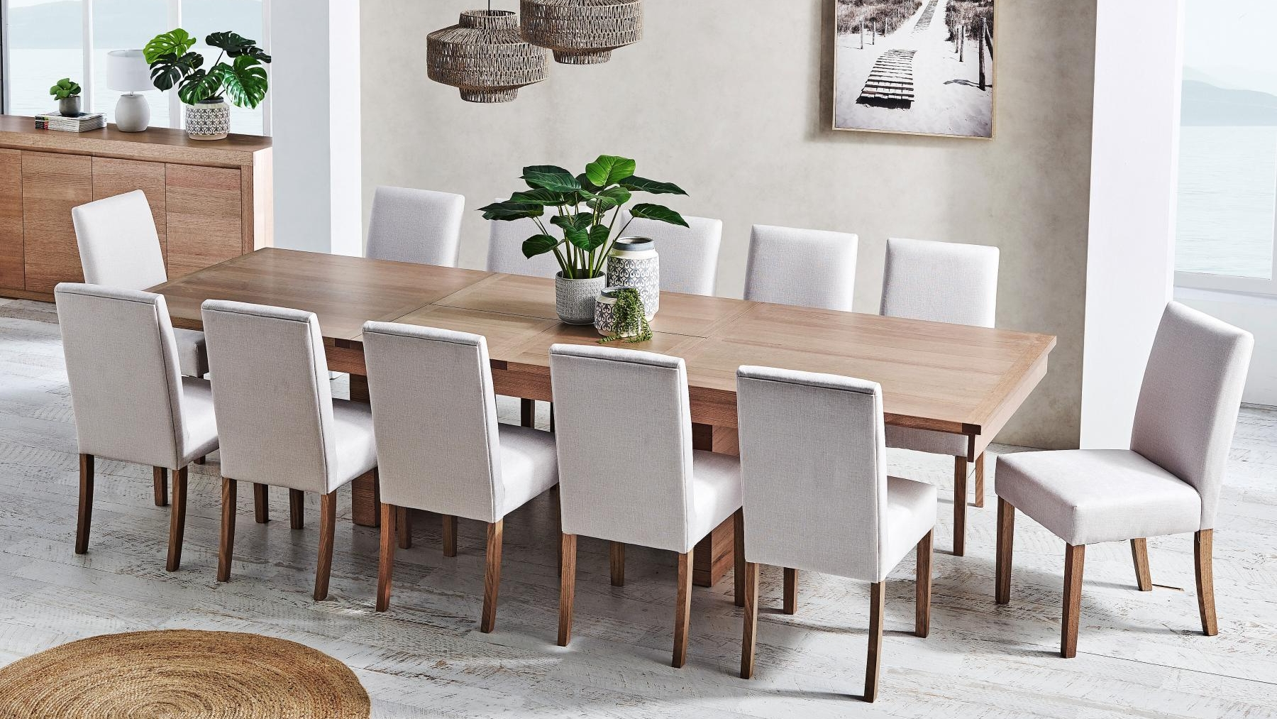 Buy Brumby Extension Dining Table Harvey Norman Au