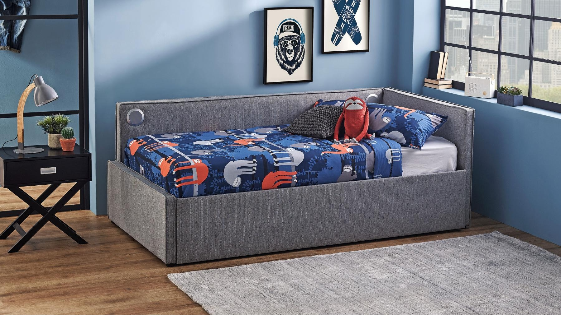 Picture of: Buy Elm King Single Trundle Day Bed Harvey Norman Au
