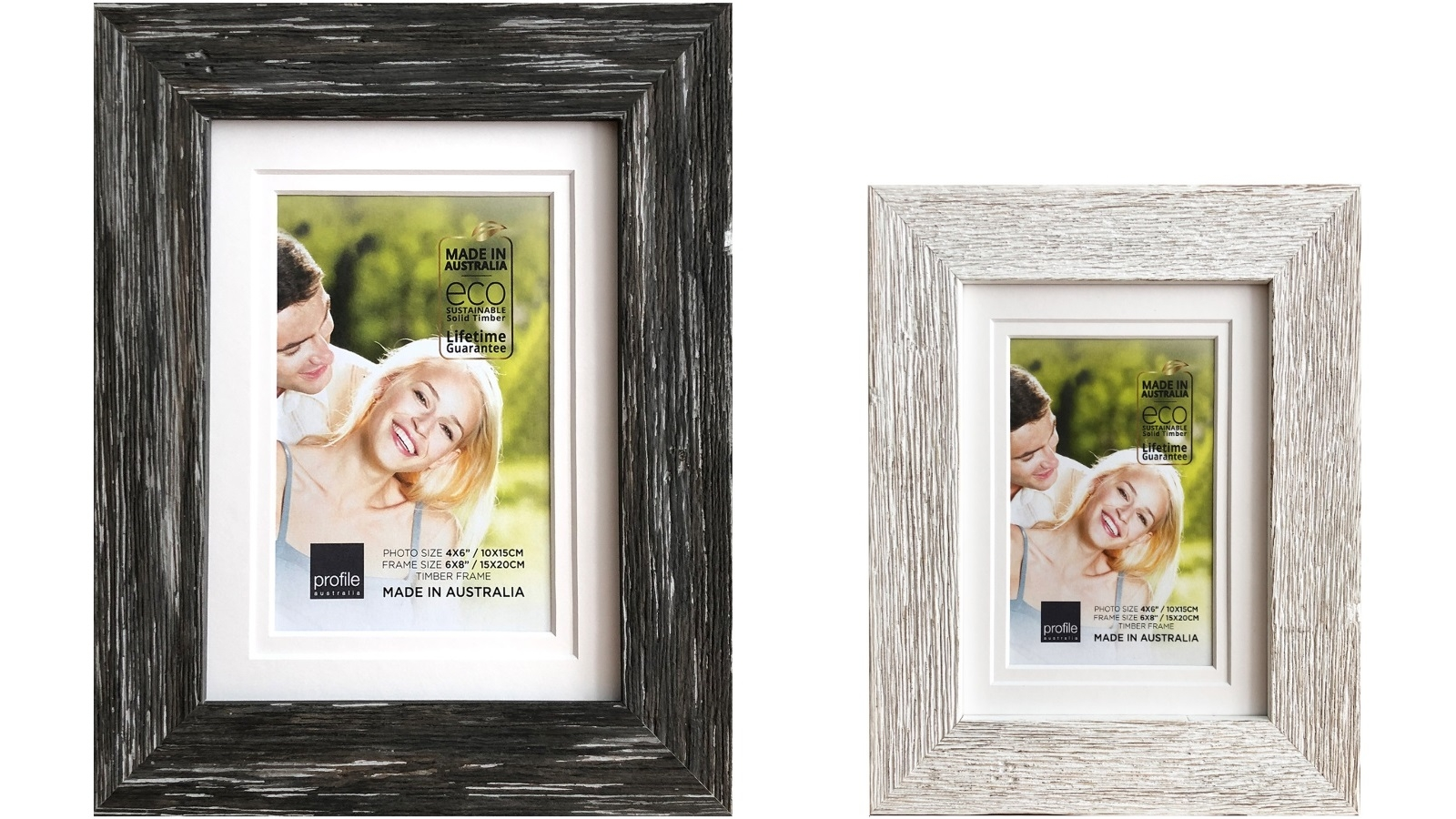 Image of Platinum Hamptons 40x56cm/30x45cm Photo Frame