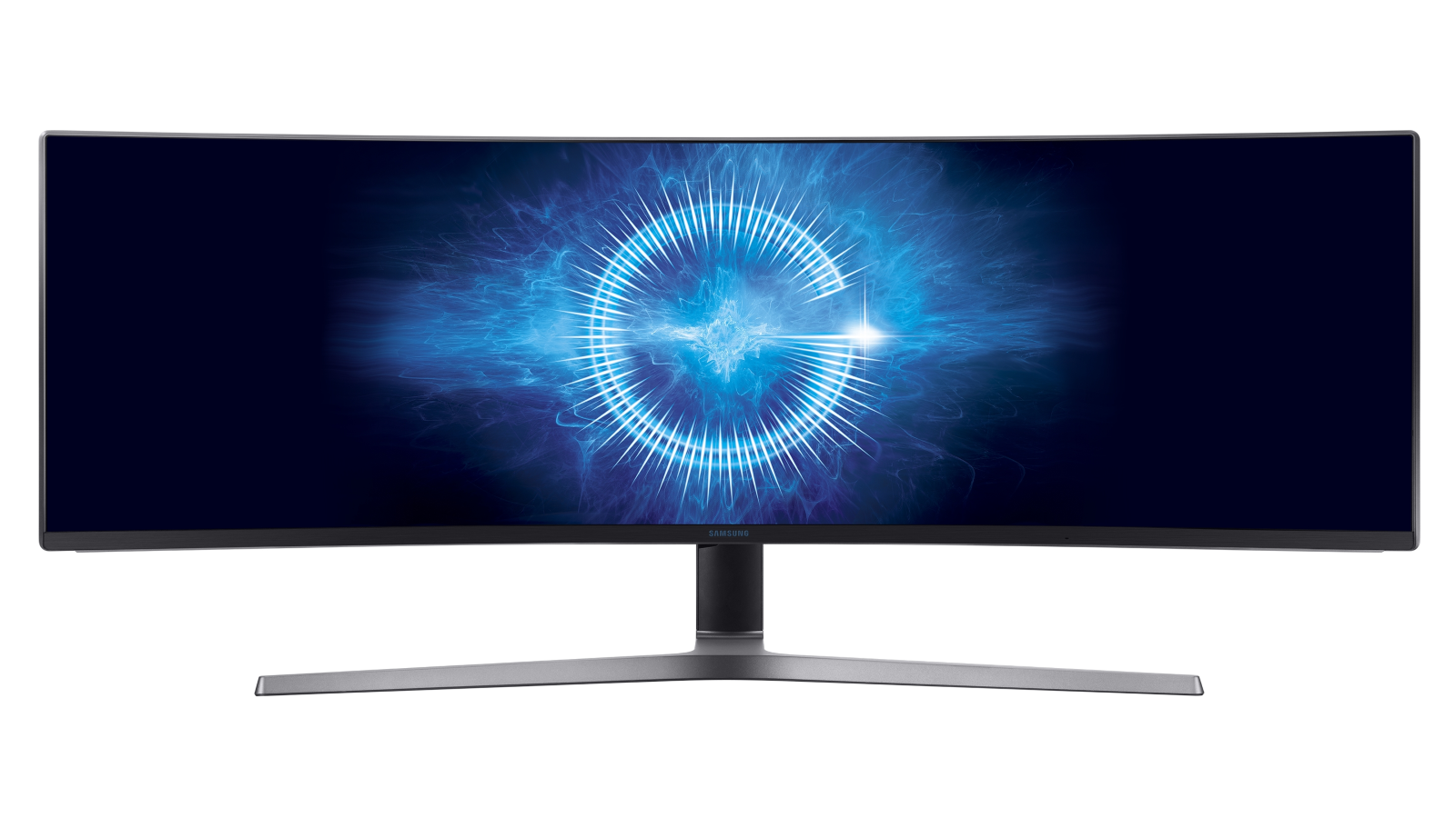 "Samsung 8.8"" Ultra-wide Curved Gaming Monitor"