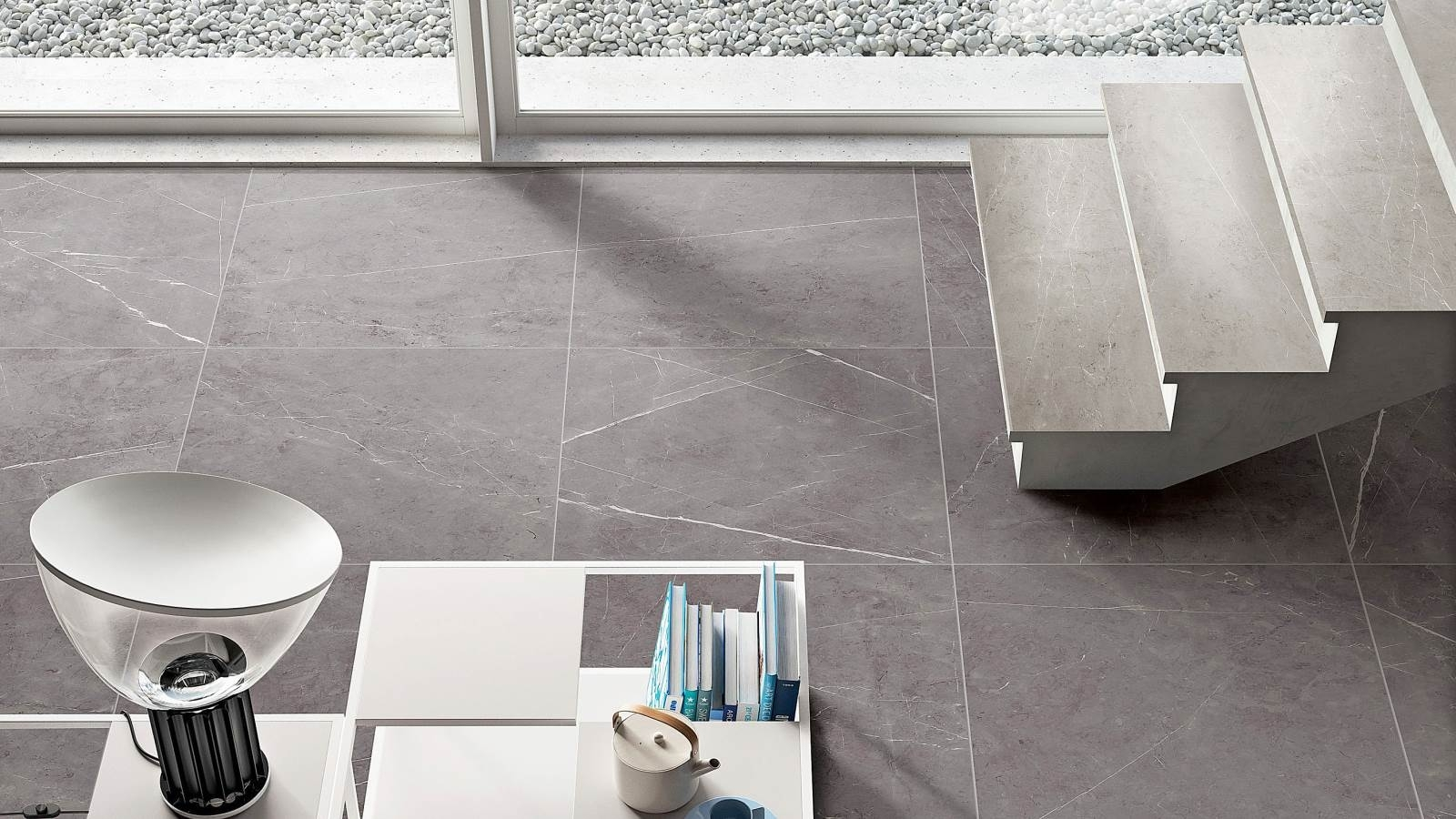 Buy Euro Marble Pietra Grey 300x300mm Floor Tile Harvey Norman Au