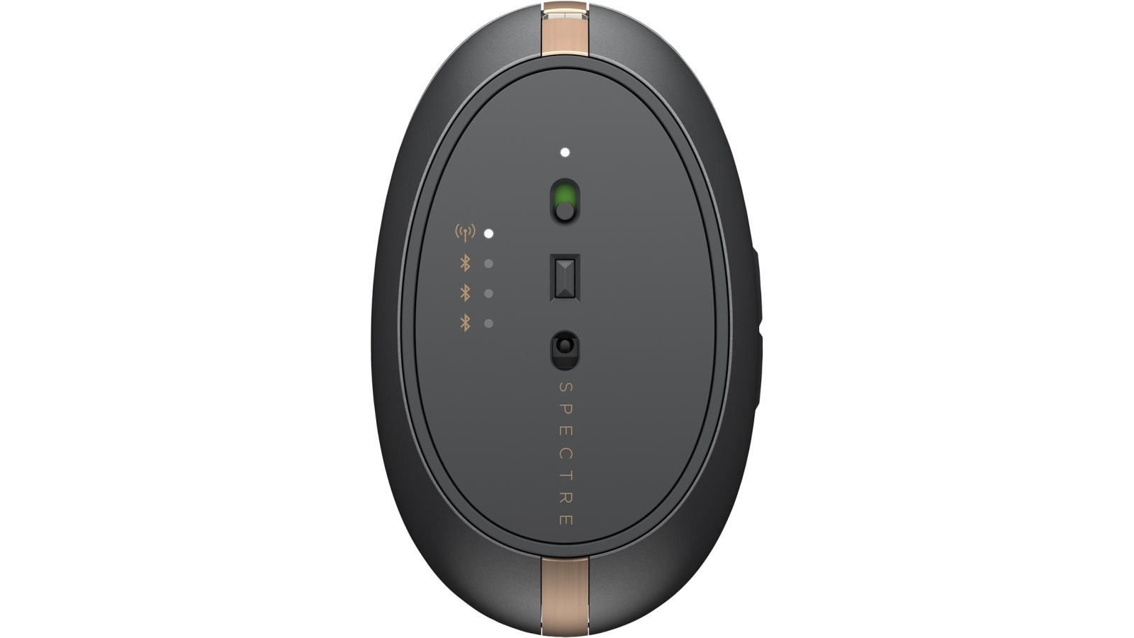 HP Spectre 700 Rechargeable Mouse - Dark Ash Silver