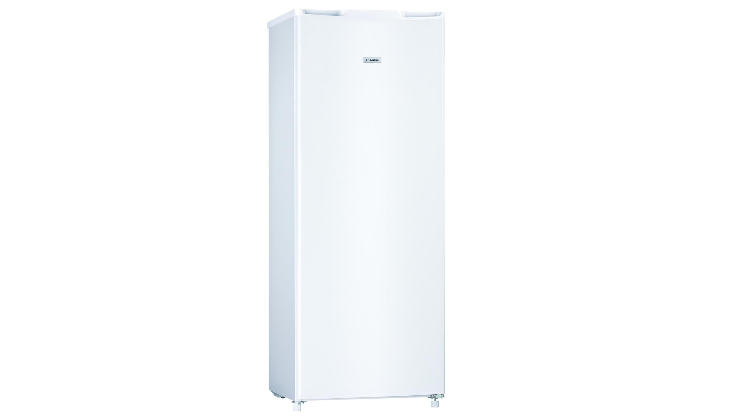Hisense 176L White Vertical Frost Free Freezer