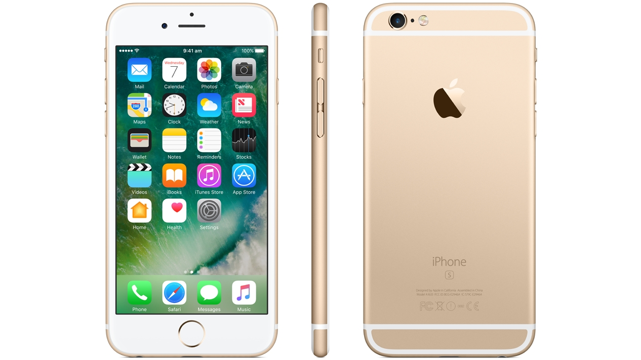 best cheap 7bbf1 88dc3 Buy Apple iPhone 6s 32GB - Gold   Harvey Norman AU
