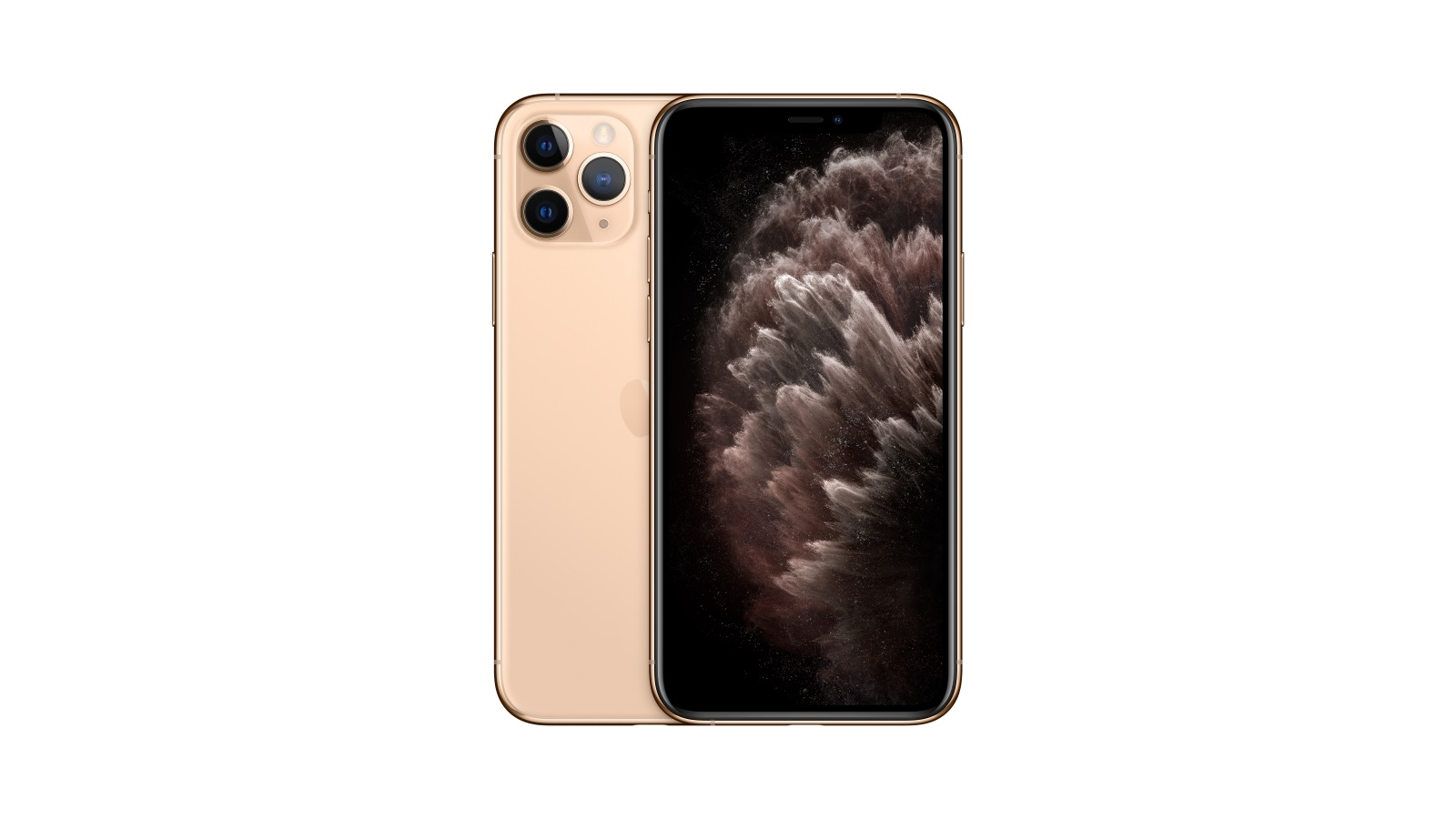 Buy Apple Iphone 11 Pro 64gb Gold Harvey Norman