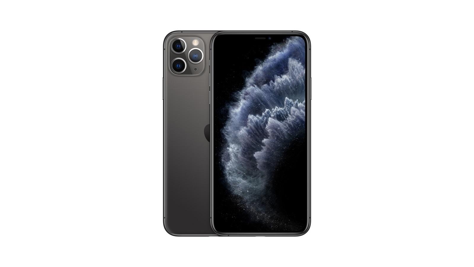 Buy Apple Iphone 11 Pro Max 64gb Space Grey Harvey Norman