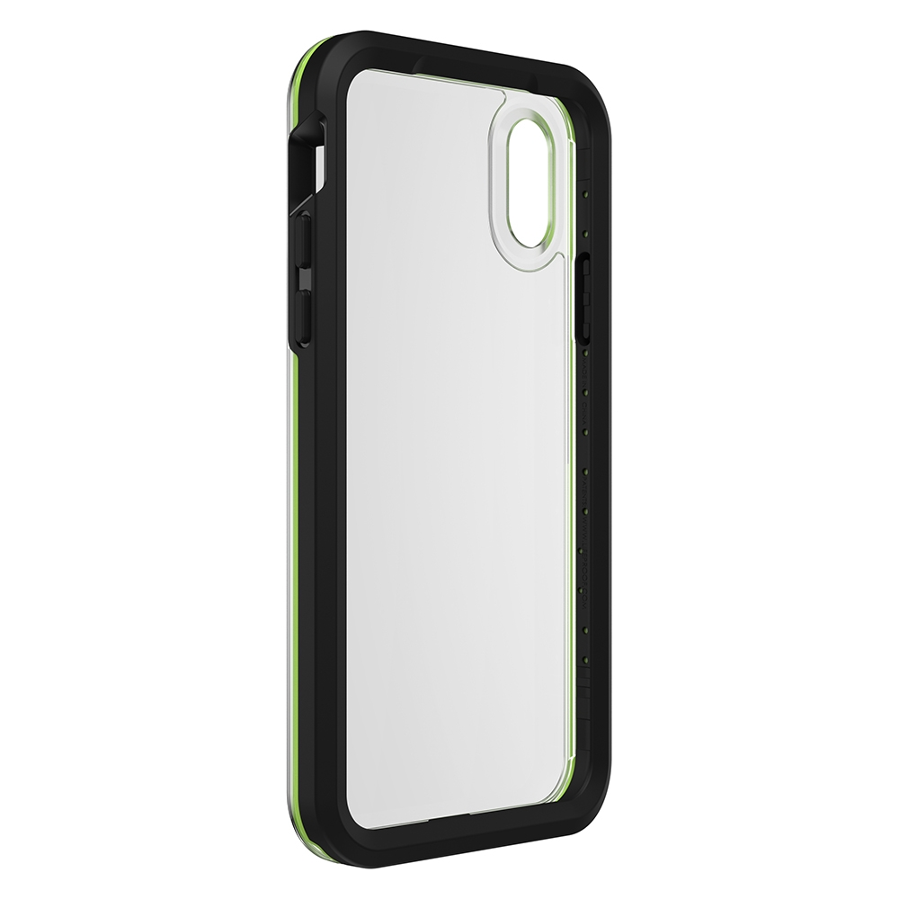 pretty nice 442a5 7f618 Lifeproof Slam Case iPhone XR - Black/Lime
