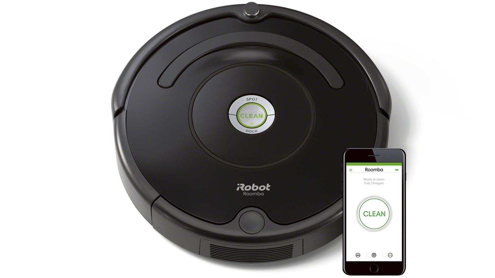 iRobot Roomba 670 Robotic Vacuum Cleaner