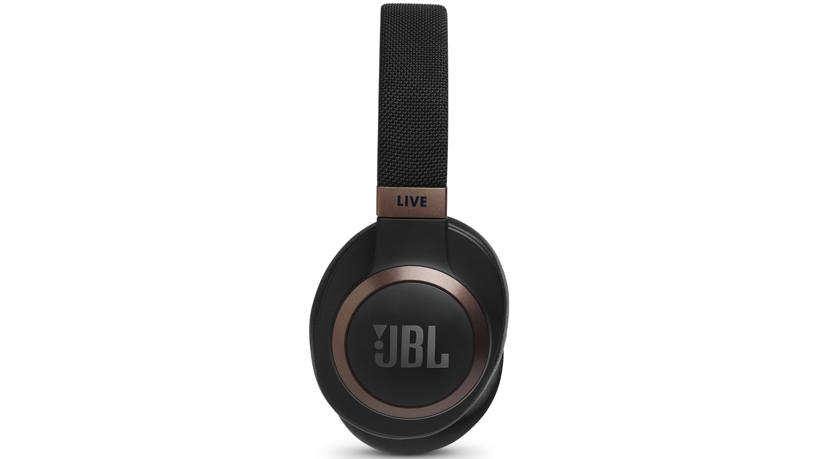 4a285c10f55 Buy JBL Live 650 Wireless Bluetooth Noise Cancelling Over-Ear Headphones -  Black | Harvey Norman AU