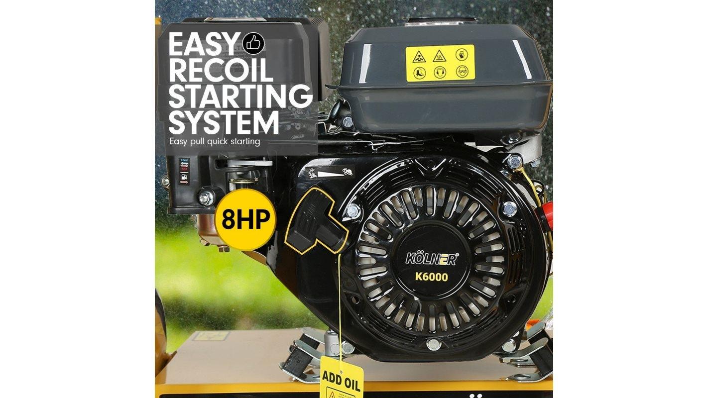 Kolner K6000 4800psi Petrol Engine High Pressure Washer