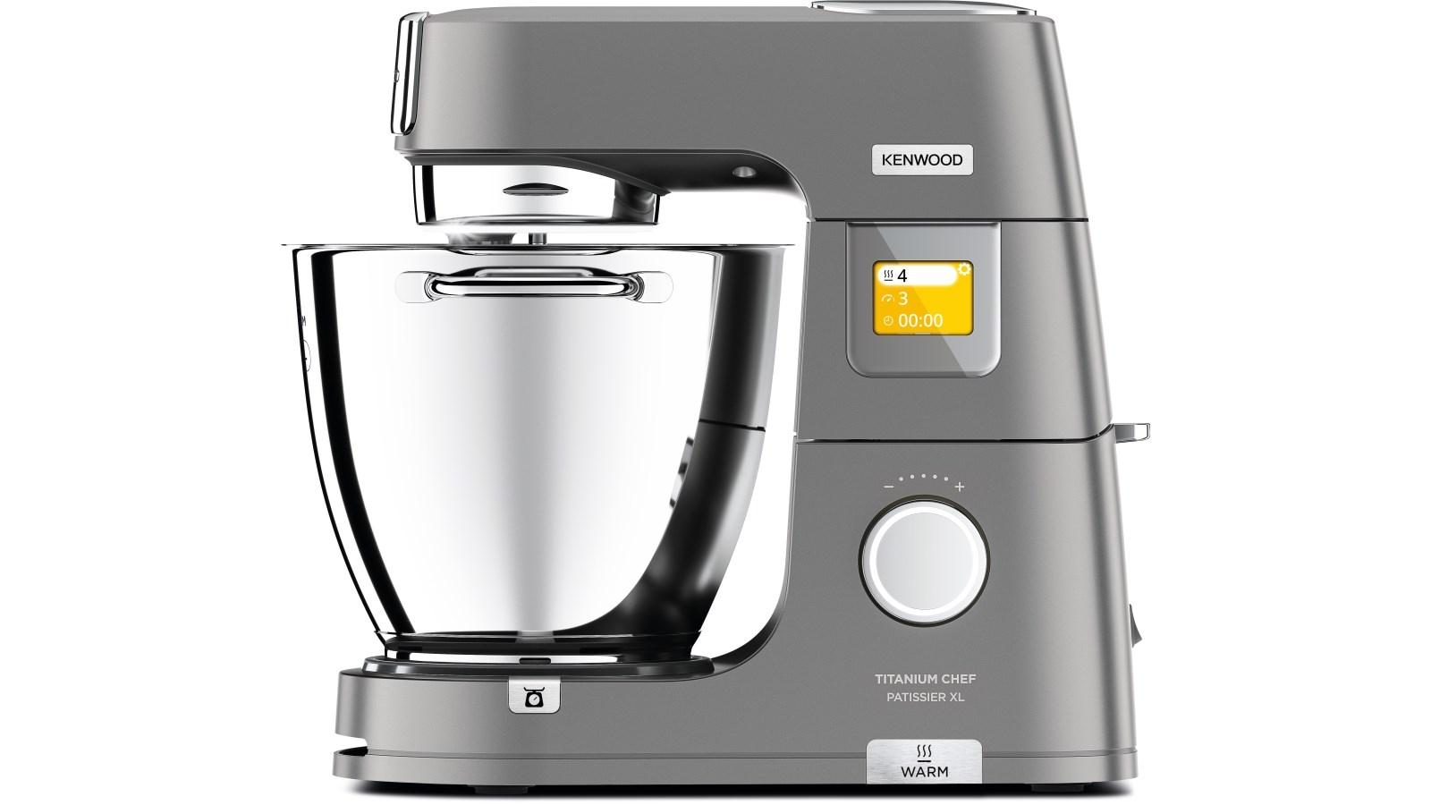 Image of Kenwood Chef XL Titanium Patissier Stand Mixer