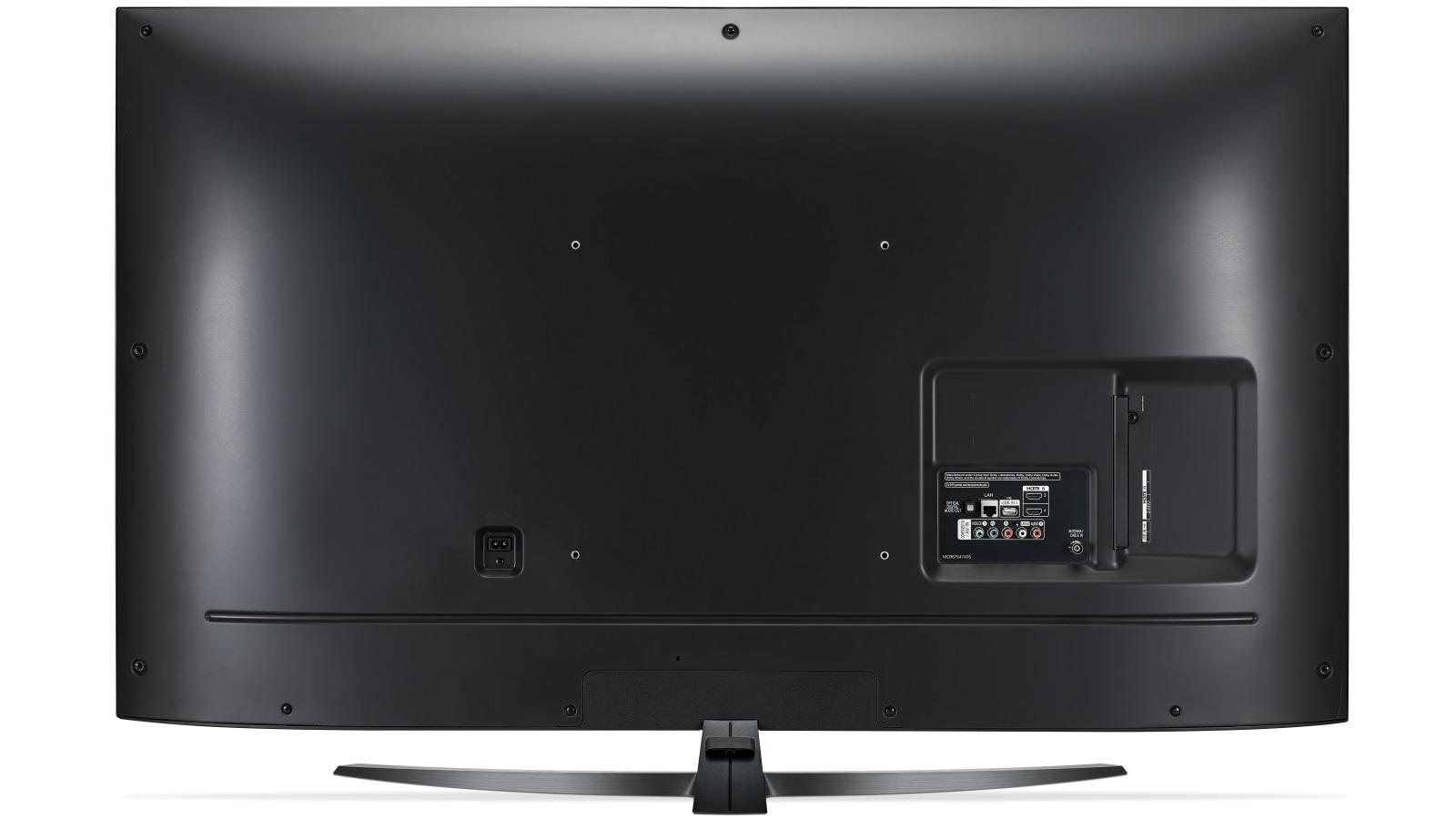 LG 65-inch UM76 4K UHD LED LCD AI ThinQ Smart TV