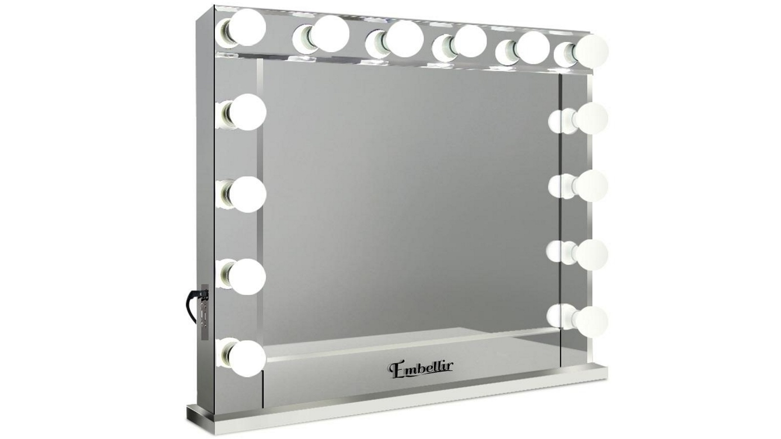 Buy Embellir Hollywood Led Makeup Mirror Harvey Norman Au