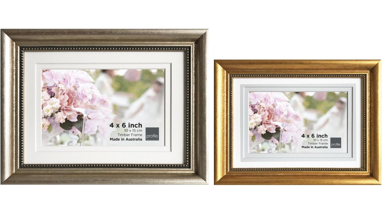 Image of Platinum Majestic 10x15cm Photo Frame