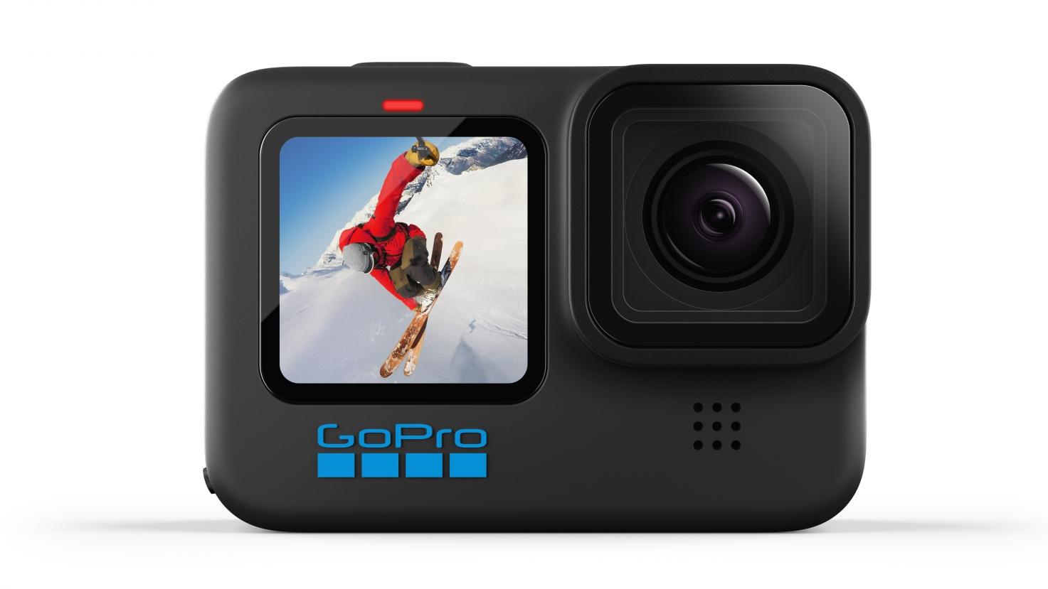 Image of GoPro HERO10 5K HyperSmooth 4.0 Action Video Camera - Black