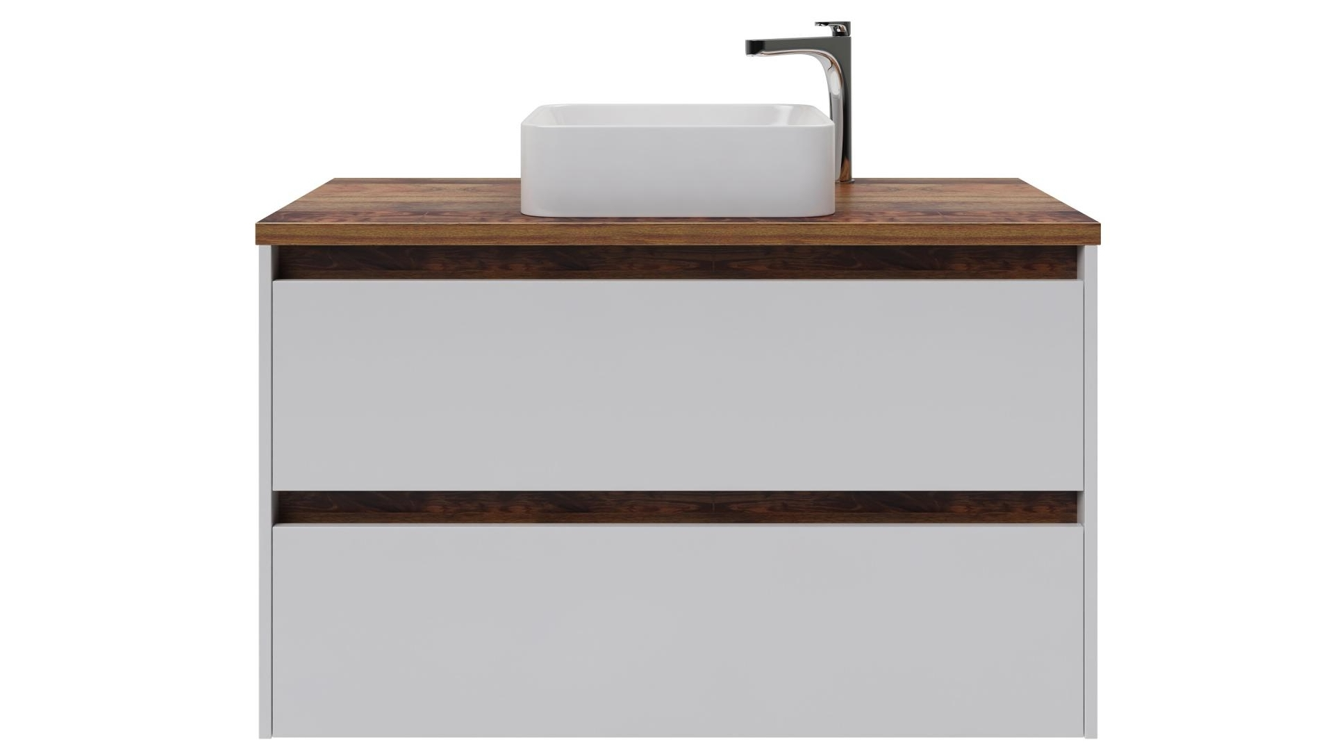 Buy Rifco Infinity 900mm Wall Hung Vanity | Harvey Norman AU