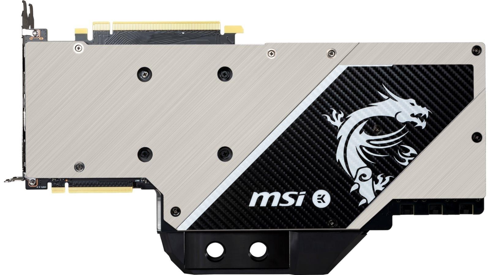 MSI NVIDIA GeForce RTX 2080 Ti Sea Hawk EK X 11GB Graphics Card
