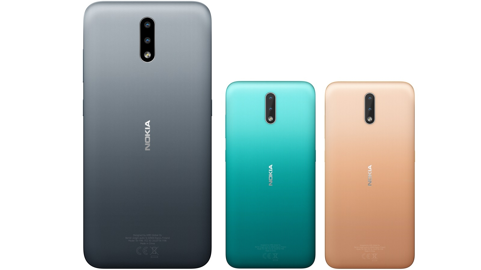 Buy Nokia 2 3 32gb With Android One Harvey Norman Au