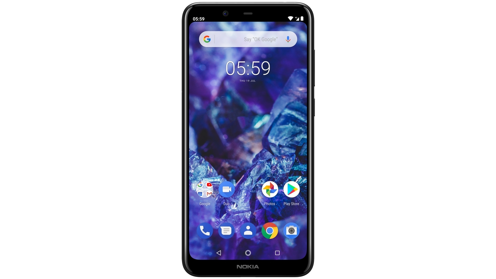 Nokia 5 1 Plus 32GB with Android One - Black