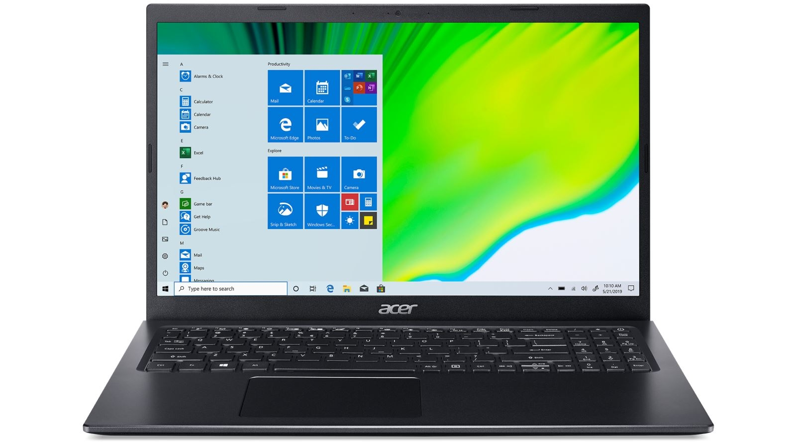 Image of Acer Aspire 5 15.6-inch i5-1135G7/8GB/256GB SSD Laptop