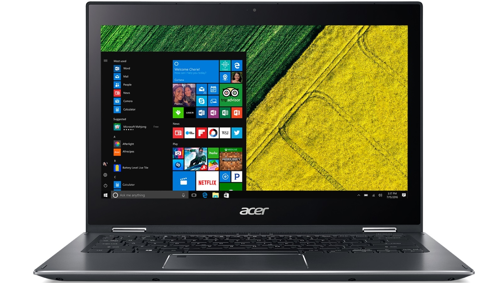 Acer Spin 5 SP513-52N-58E1 13 3-inch 2-in-1 Laptop