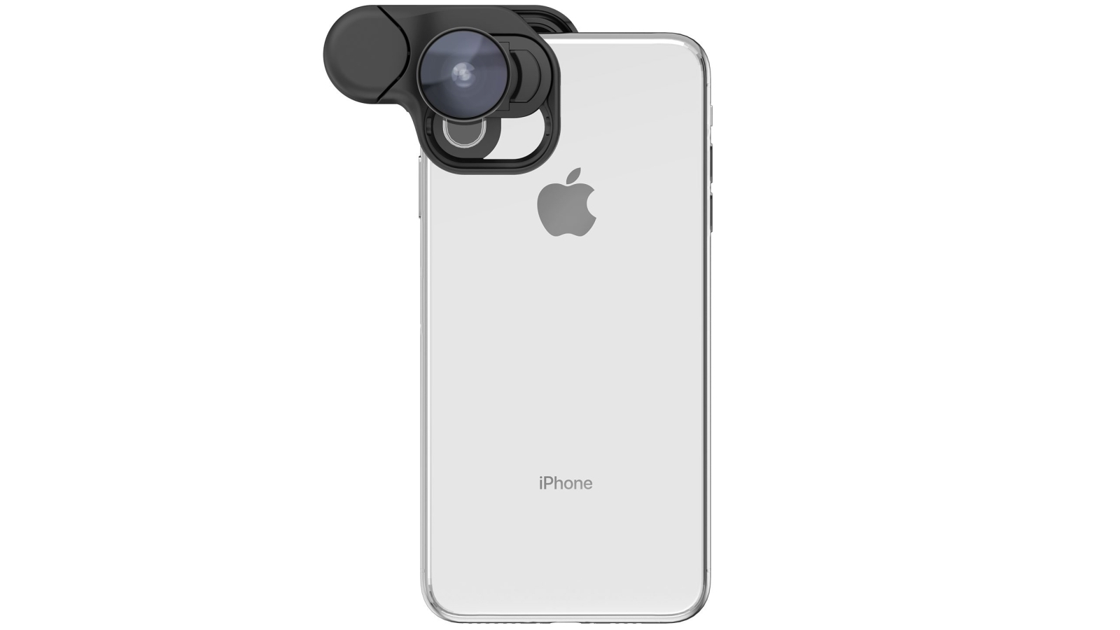 various colors 992bf 19f74 Olloclip Fisheye + Super-Wide + Macro Essential Kit for iPhone XS Max