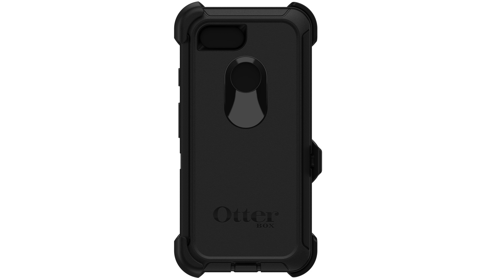 competitive price b0e31 f0260 OtterBox Defender Case for Google Pixel 3 - Black