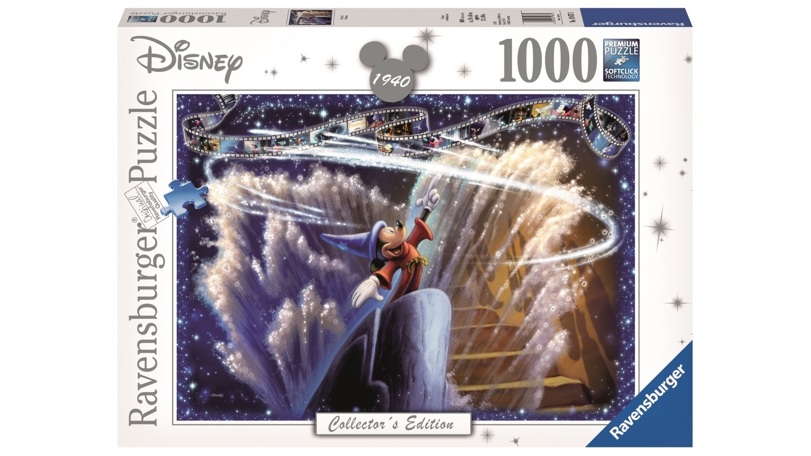 Ravensburger 1000 Piece Disney Moments Fantasia Puzzle