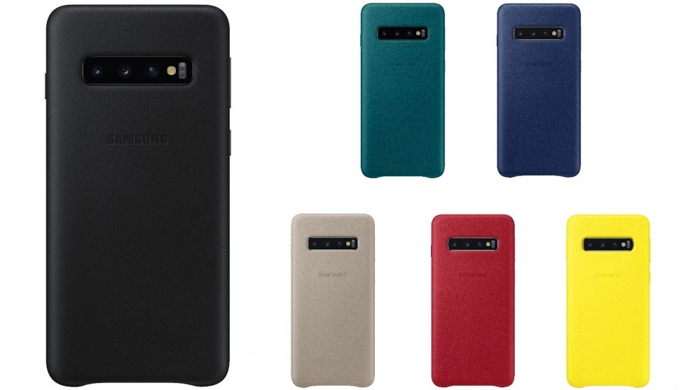 1946526150d Buy Samsung Galaxy S10 Leather Cover | Harvey Norman AU