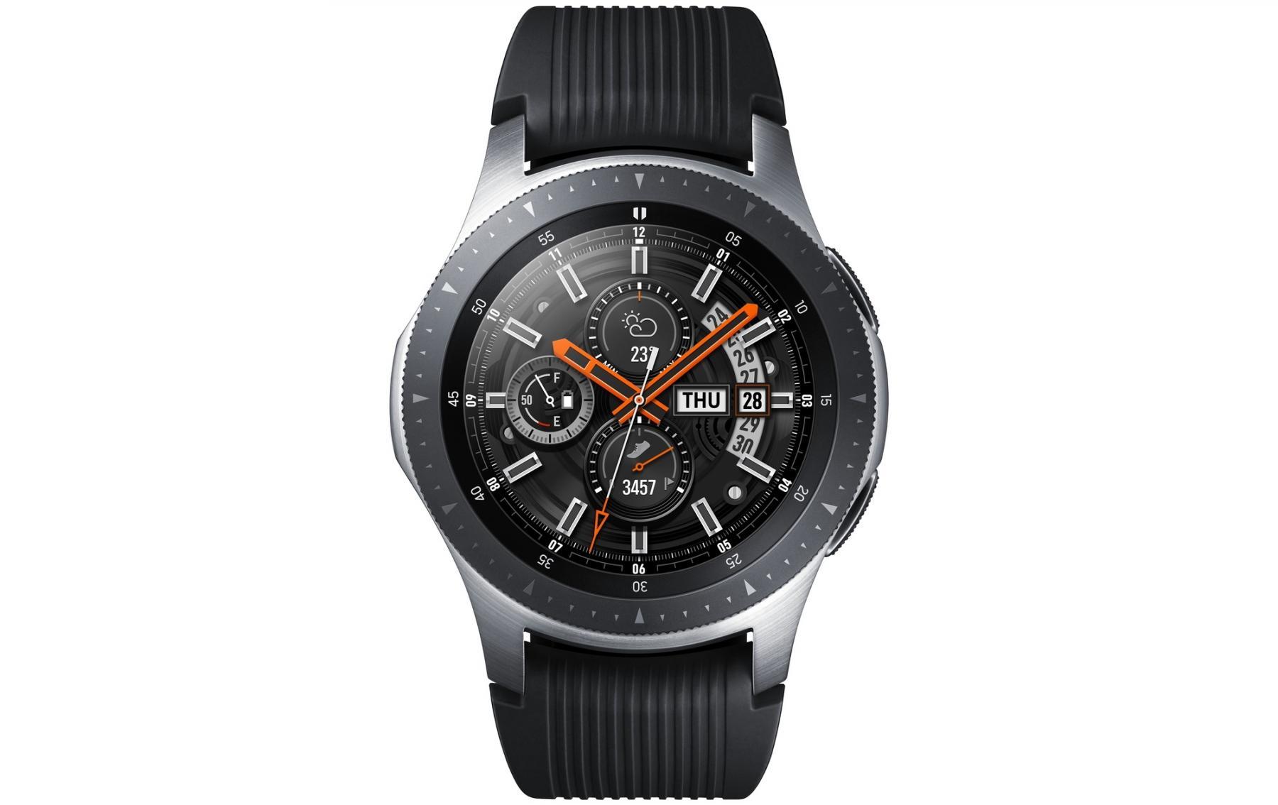 Samsung Galaxy Watch 46mm Bluetooth - Silver