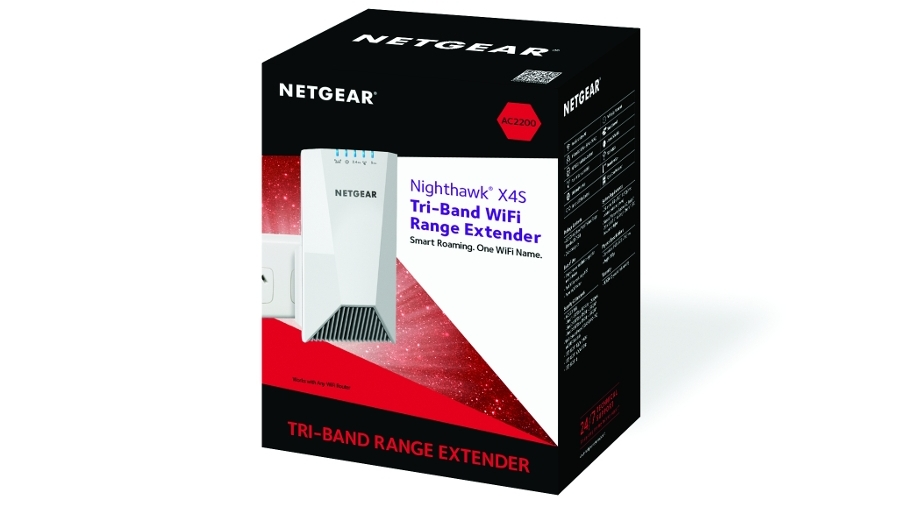 Netgear EX7500 AC2200 Nighthawk X4S Tri-Band WiFi Range Extender