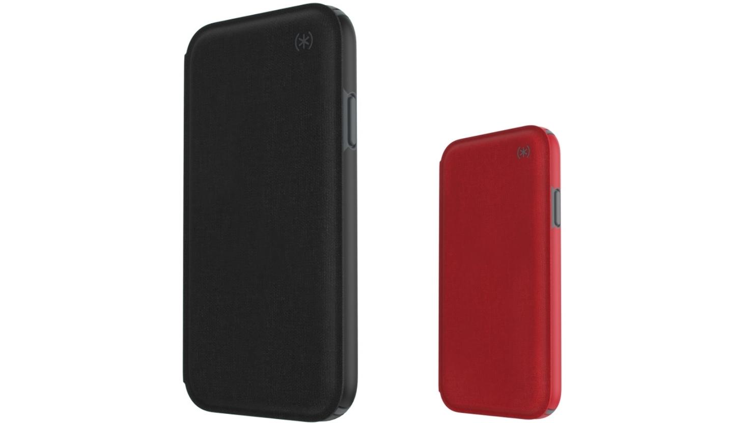 timeless design 3ce21 6deaf Speck Presidio Folio Case for iPhone XR