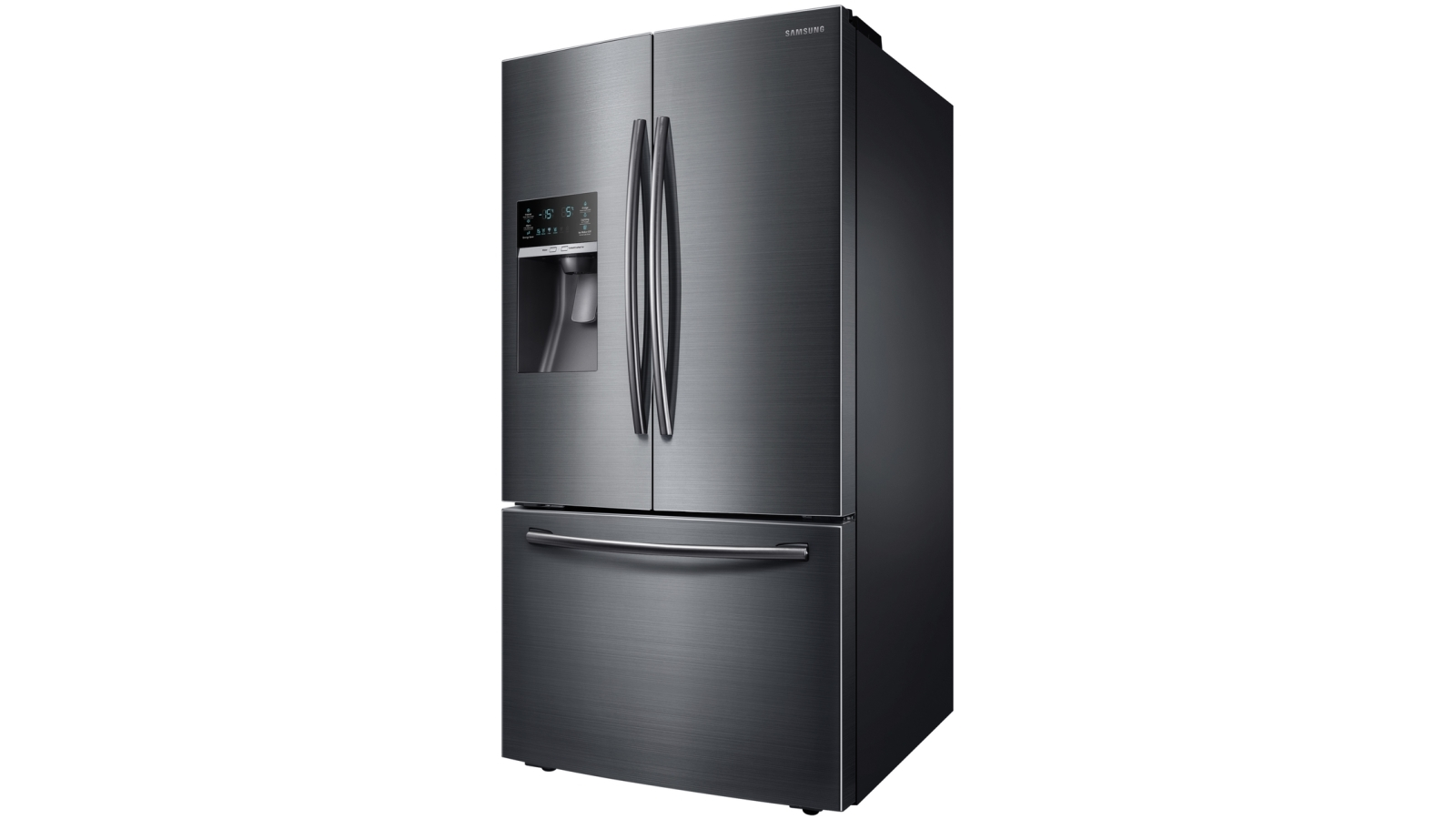 What Is Bath In French samsung 665l french door fridge - black stainless
