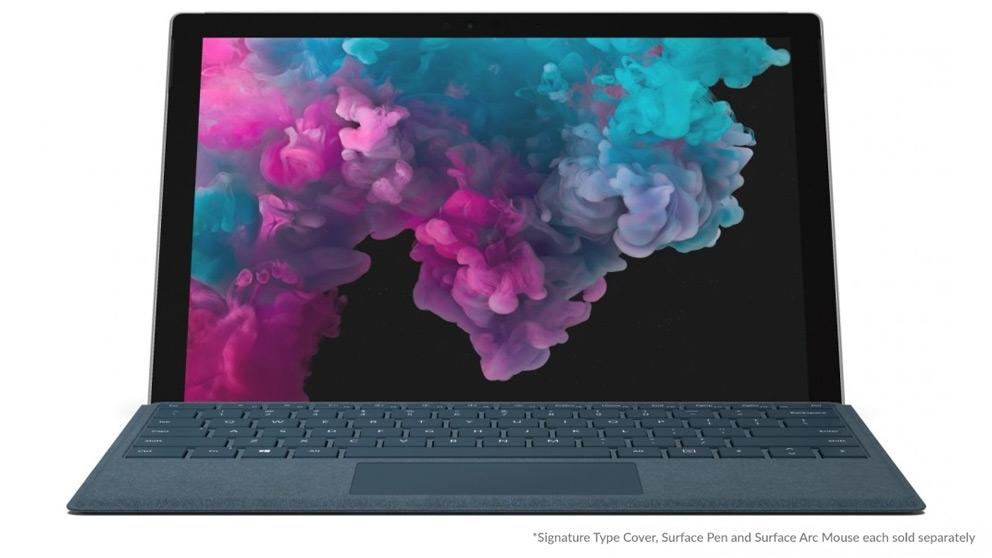Microsoft Surface Pro 6 i5 / 8GB / 128GB - Platinum