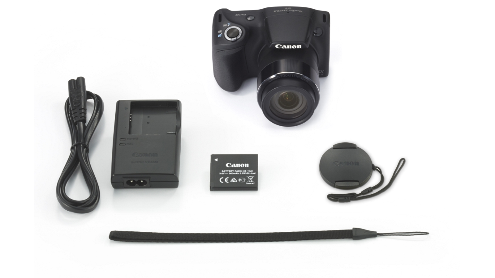 Hot Deals: Canon Powershot SX430 IS Digital Camera | Harvey Norman AU