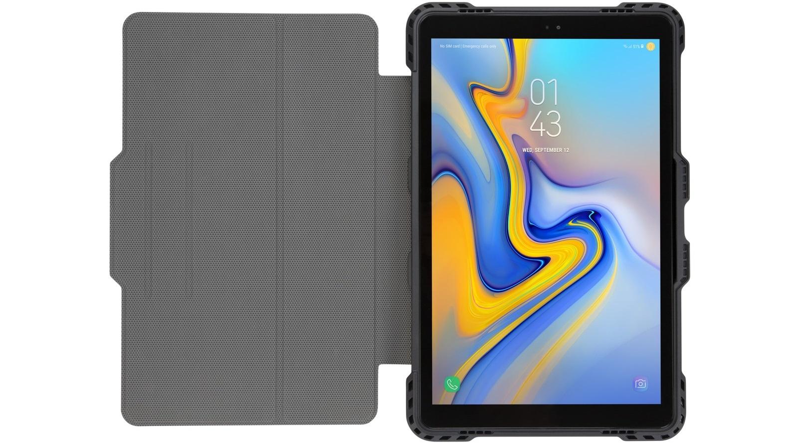2649110eb3c Buy Targus Protek Rotating Case for Galaxy Tab A 10.5-inch 2018 | Harvey  Norman AU