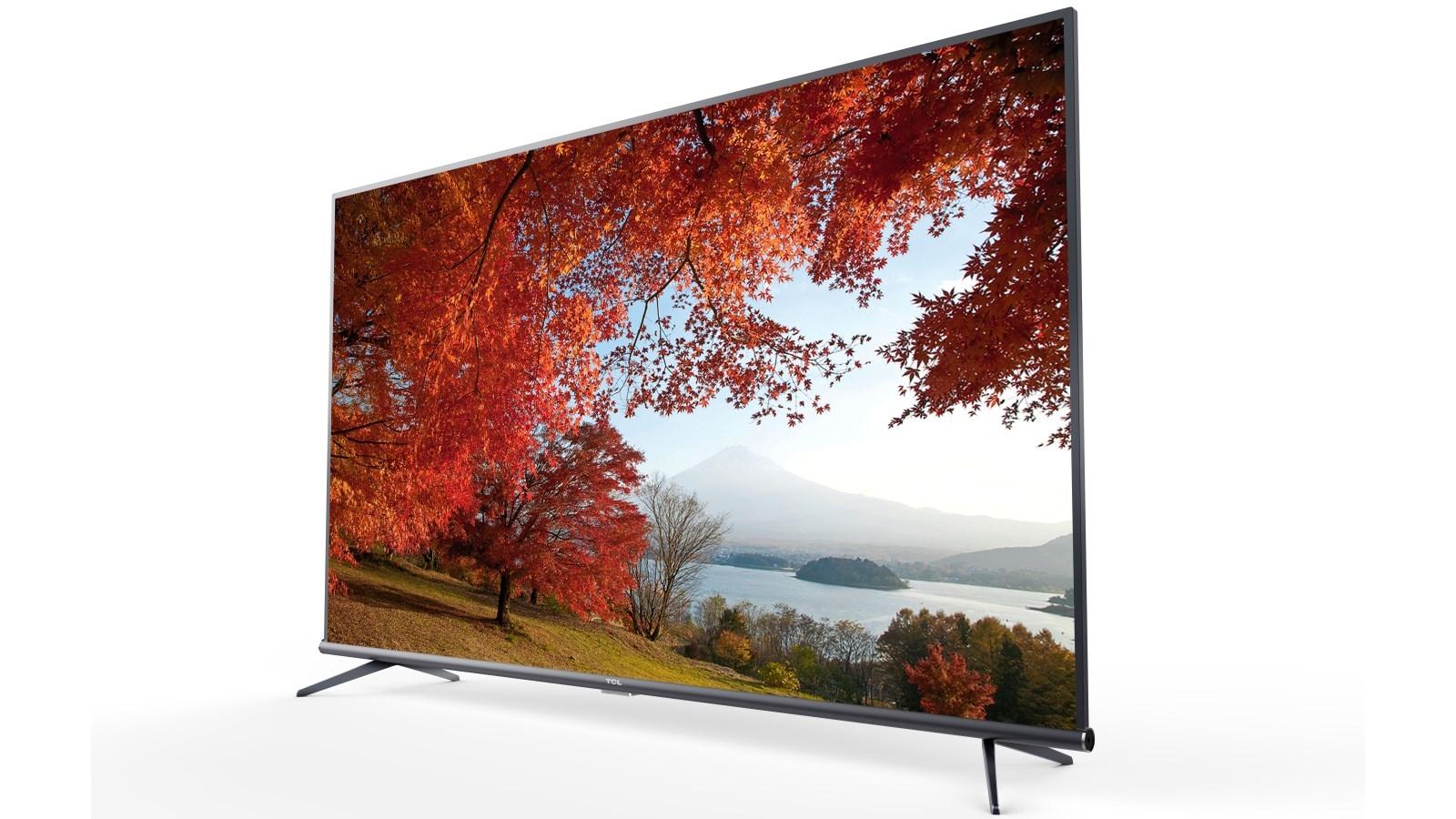 TCL 43-inch P8M QUHD LED LCD Smart TV